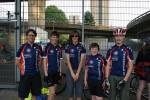 TCC Bike Polo squad