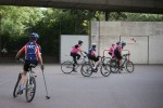 Bike Polo in play