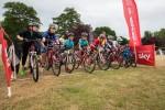 Kids & adults races bike fest 28th June 2015-31